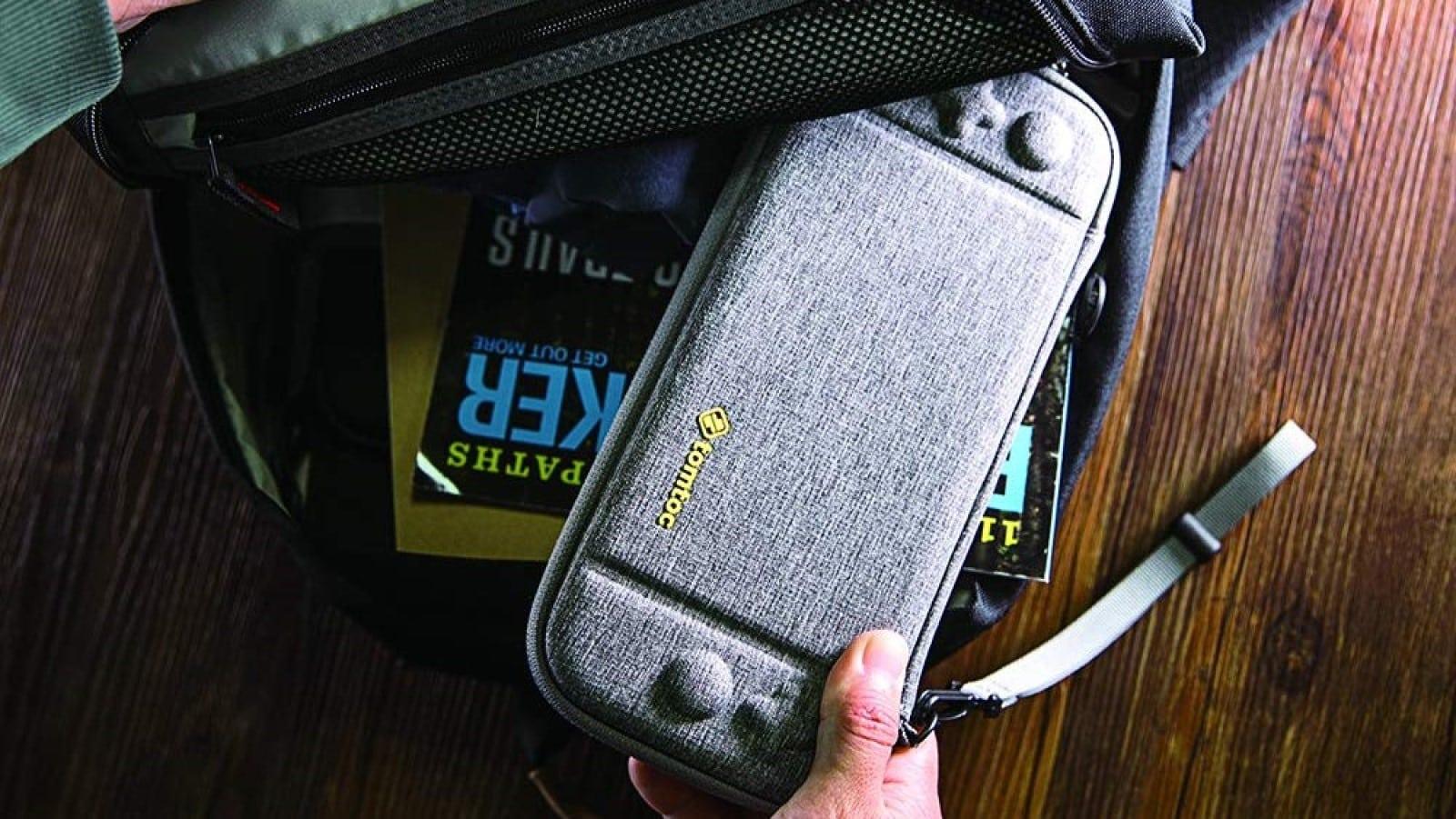 hard shell nintendo switch case