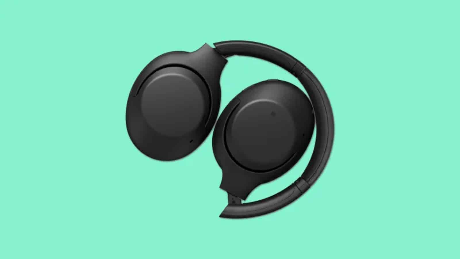 sony xb900n wireless noise-canceling headphones