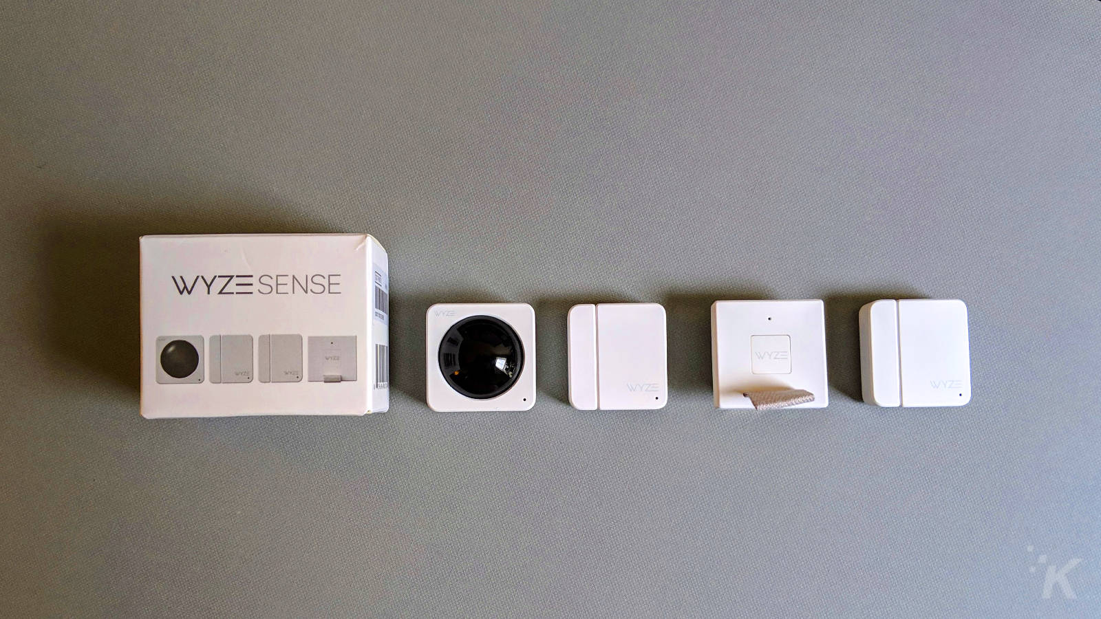 Review: Wyze Sense – Home security for a measly $20