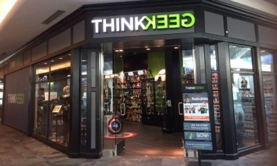 thinkgeek store front