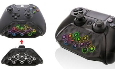 nyko sound pad for xbox and ps4 controllers