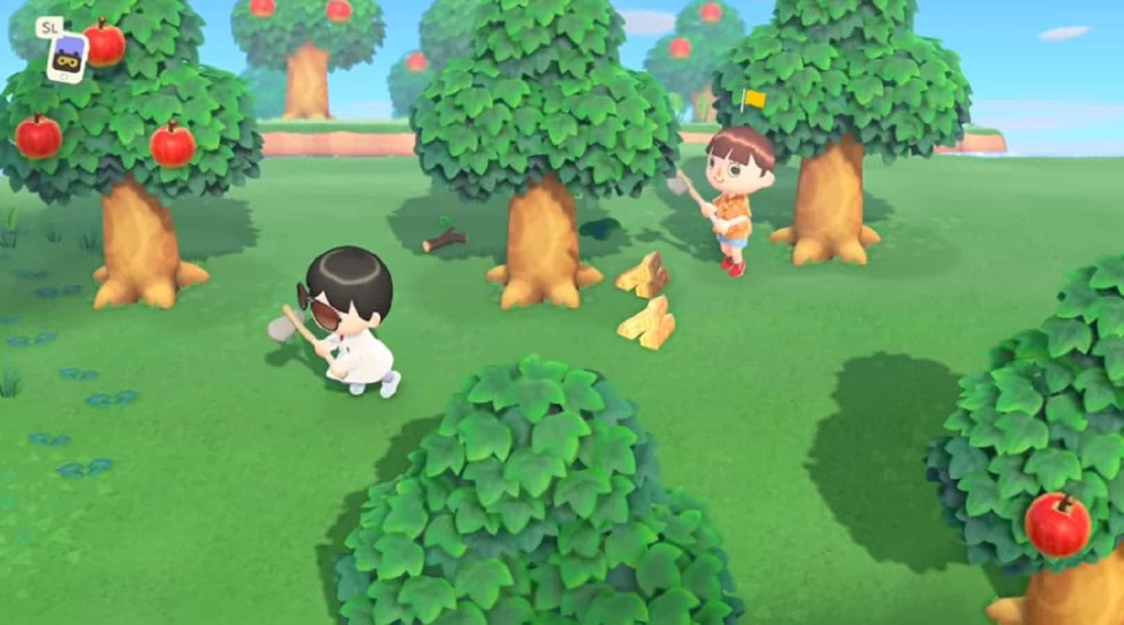 animal crossing new horizons gameplay e3 2019