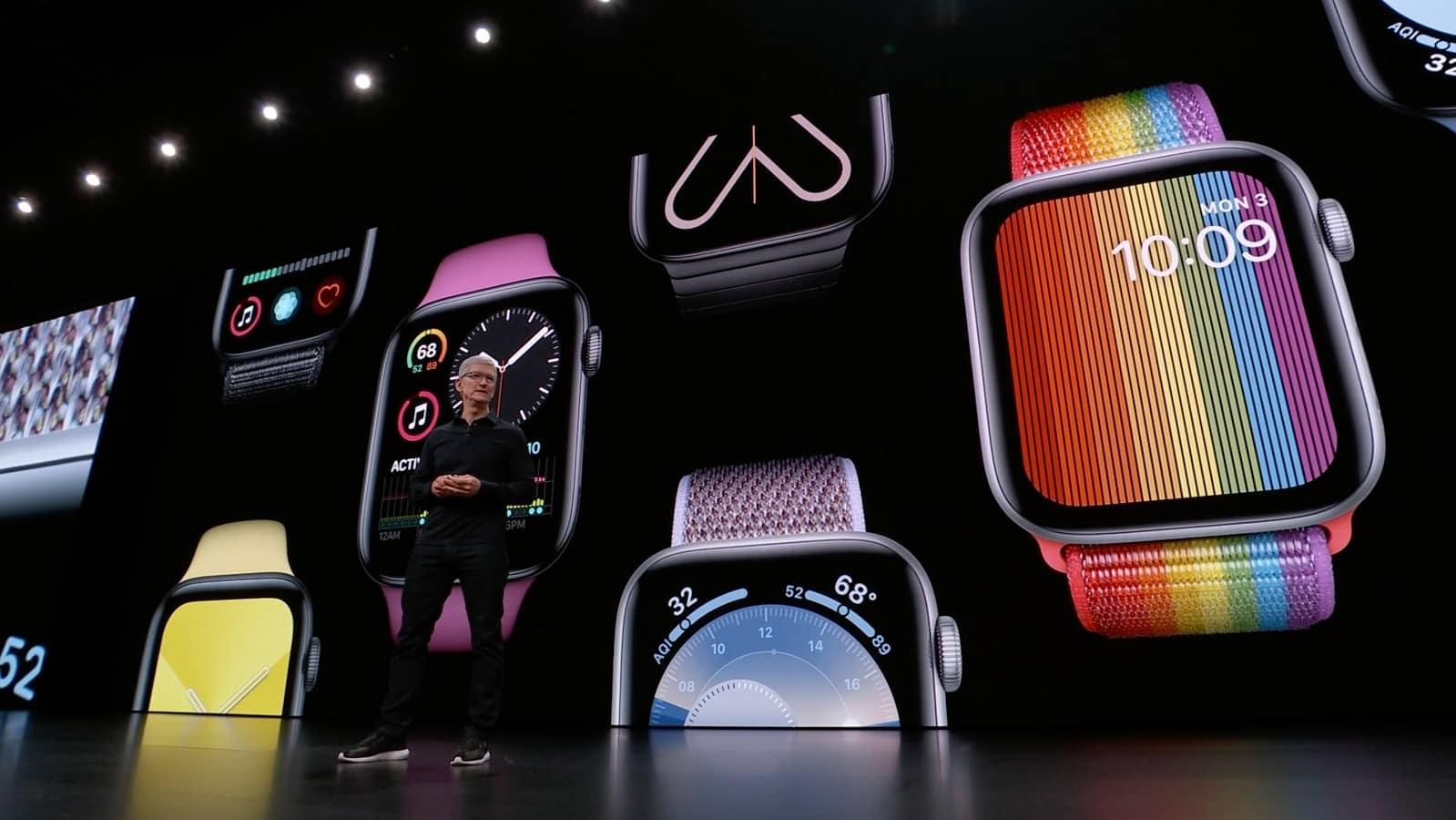 apple watch watchos new features wwdc 2019