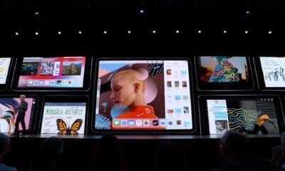 apple ipad ipados during wwdc 2019