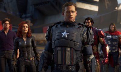 marvel avengers e3 2019