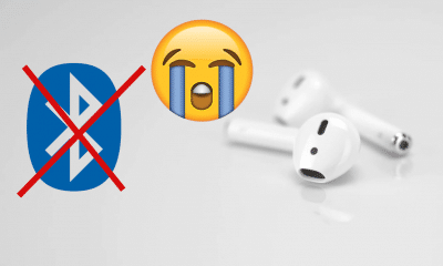 why do airpods keep on disconnecting