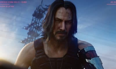 cyberpunk 2077 with keanu reeves