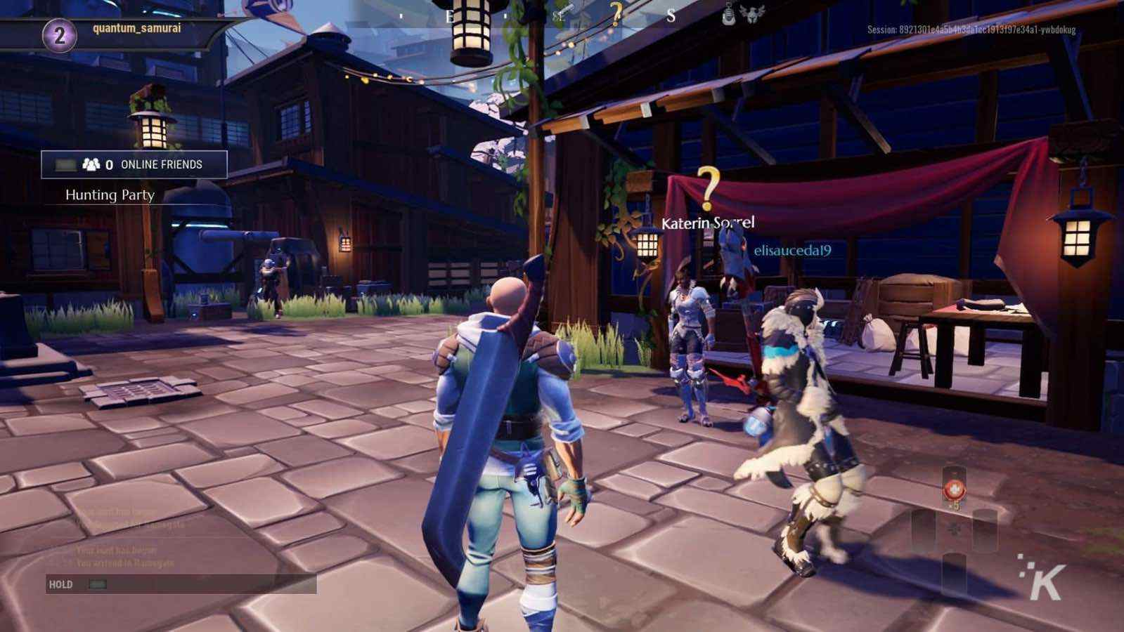 the home base in dauntless
