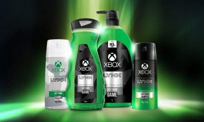 microsoft xbox body wash