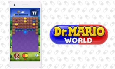dr. mario world on mobile