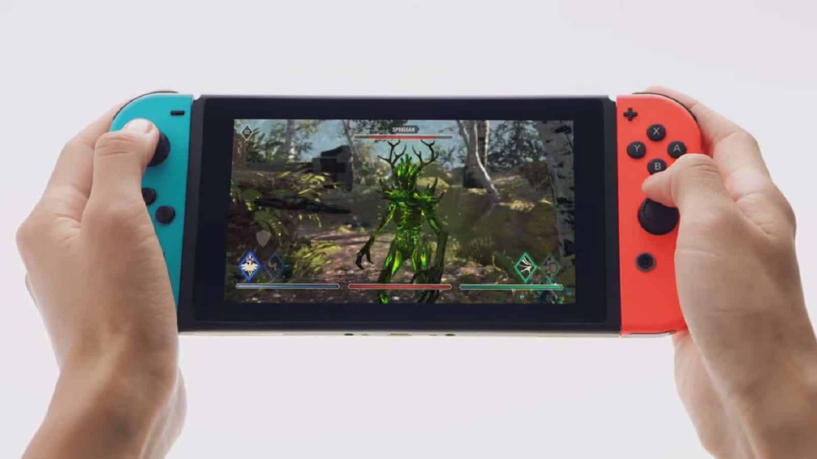 elder scrolls blades on nintendo switch