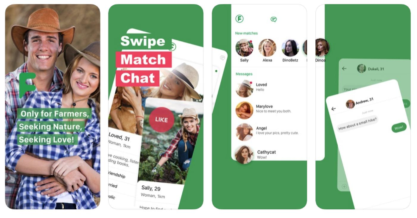farmers dating only app