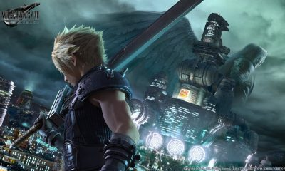 final fantasy 7 remake with cloud