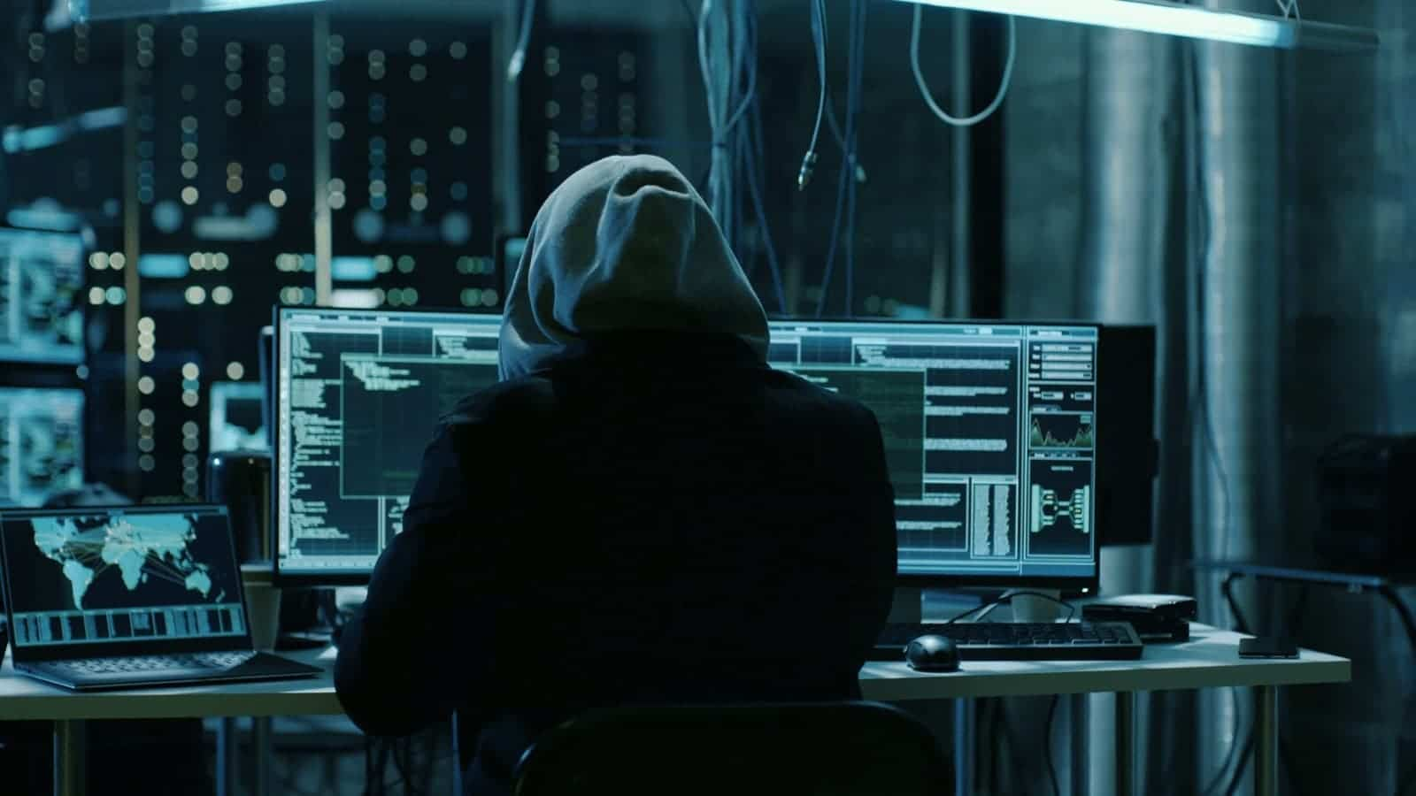 hacker on computer security Chinese government