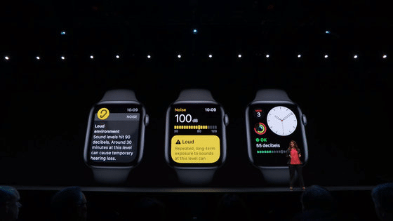 new apple watch watchos features