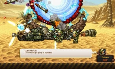 metal slug on ios