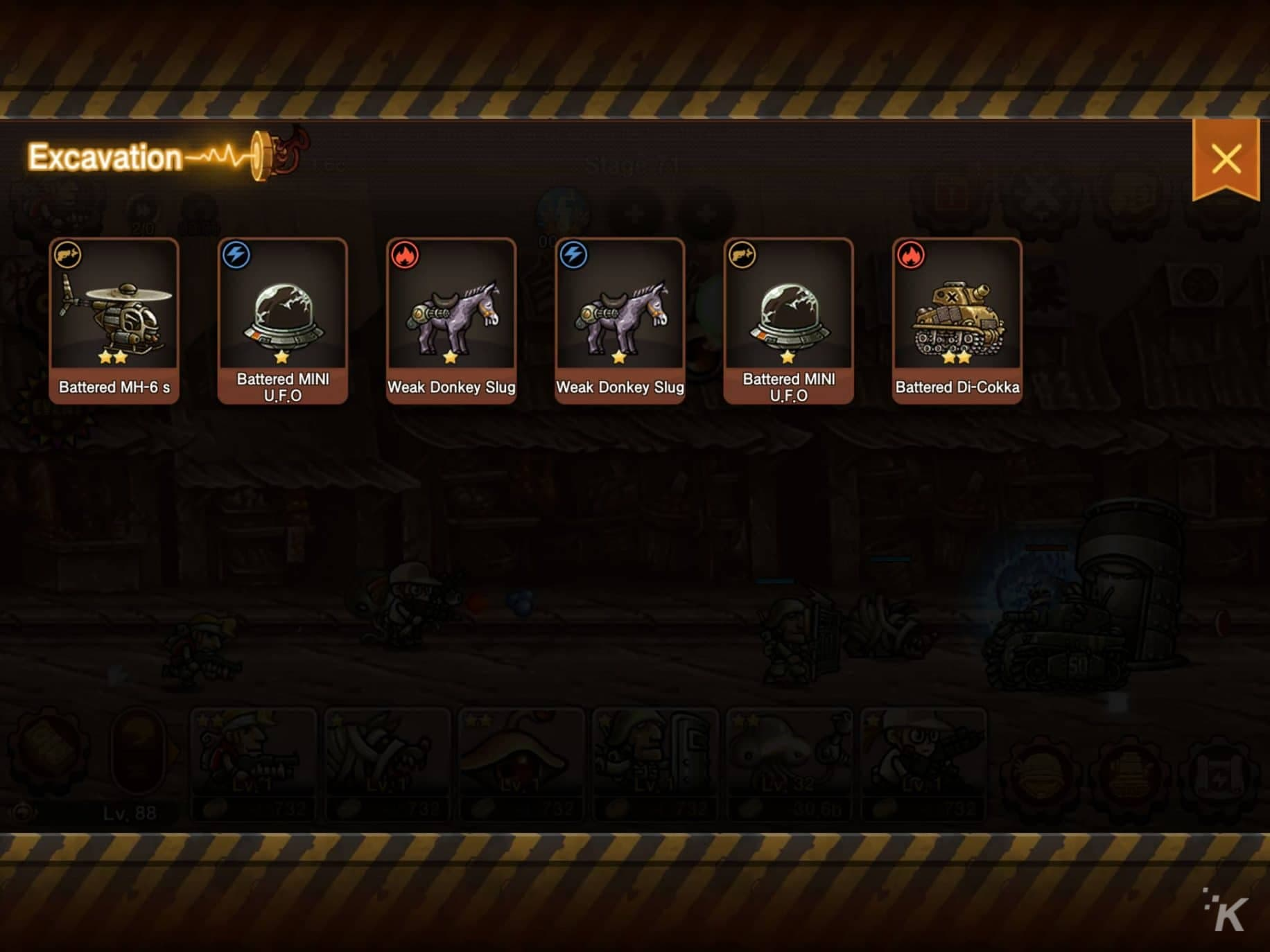 mobile game ios