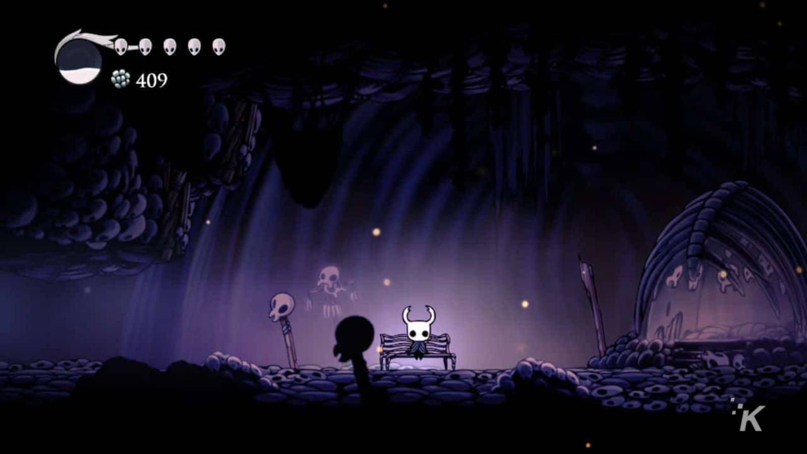 hollow knight gameplay on nintendo switch