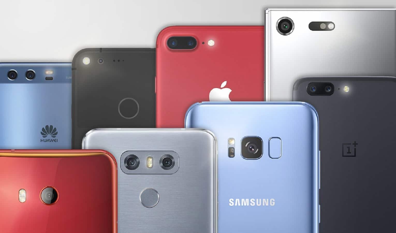 multiple smartphone cameras