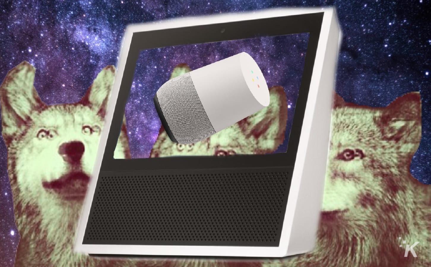 the universe of smart home tech