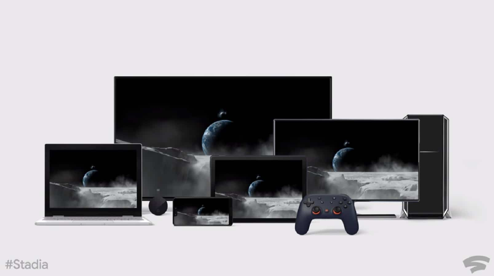 google stadia pro on multiple devices