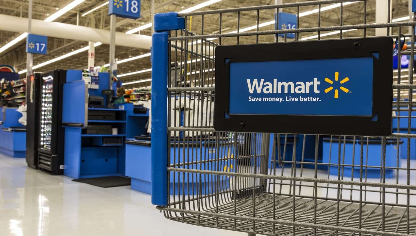 Walmart is using AI to combat checkout theft in 1,000 stores
