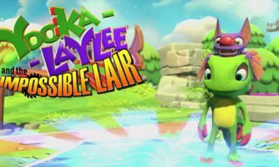 yooka laylee impossible lair gameplay