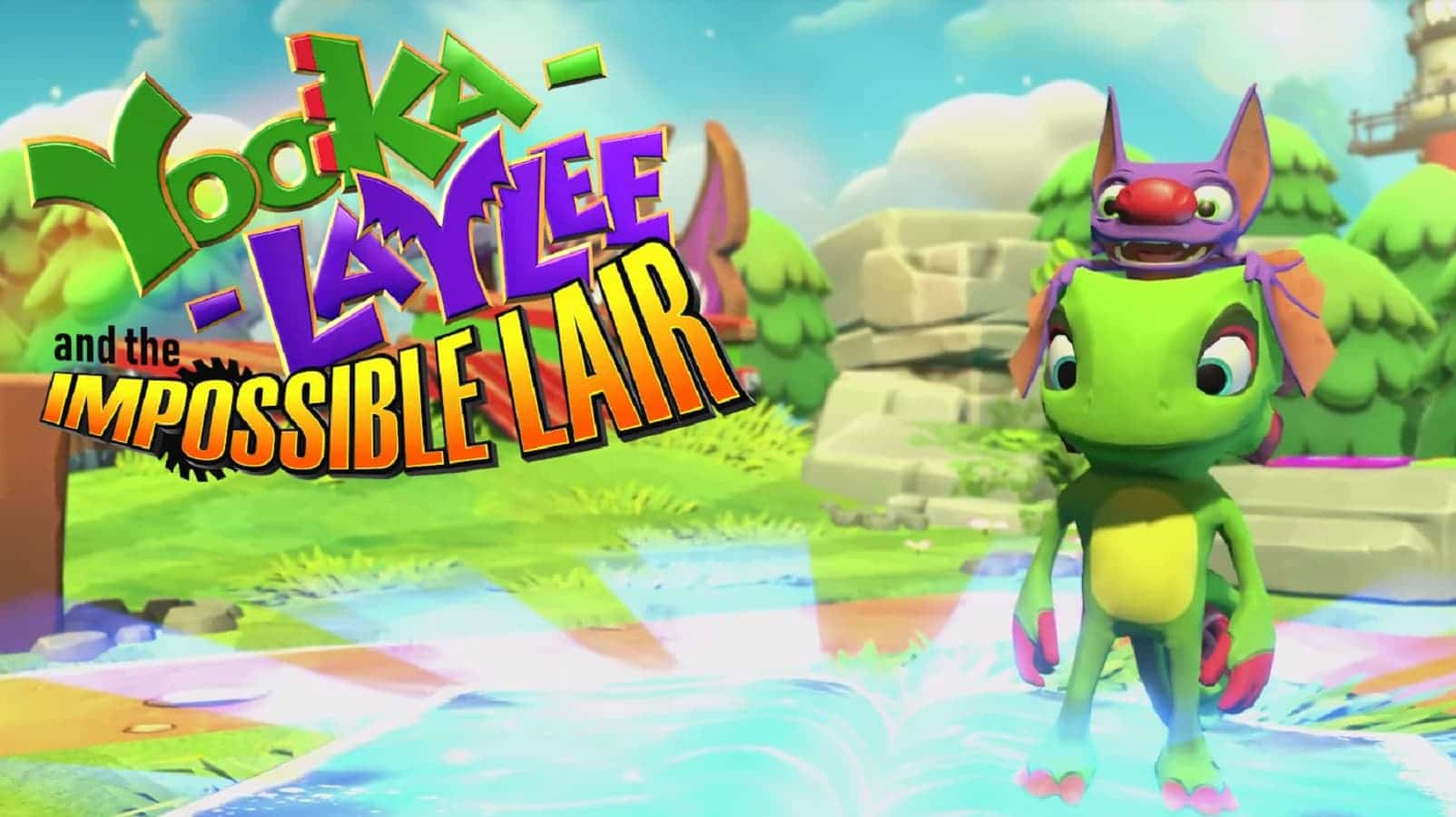 yooka laylee impossible lair gameplay