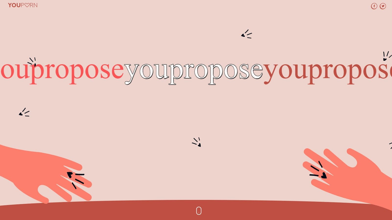 youpropose feature on youporn