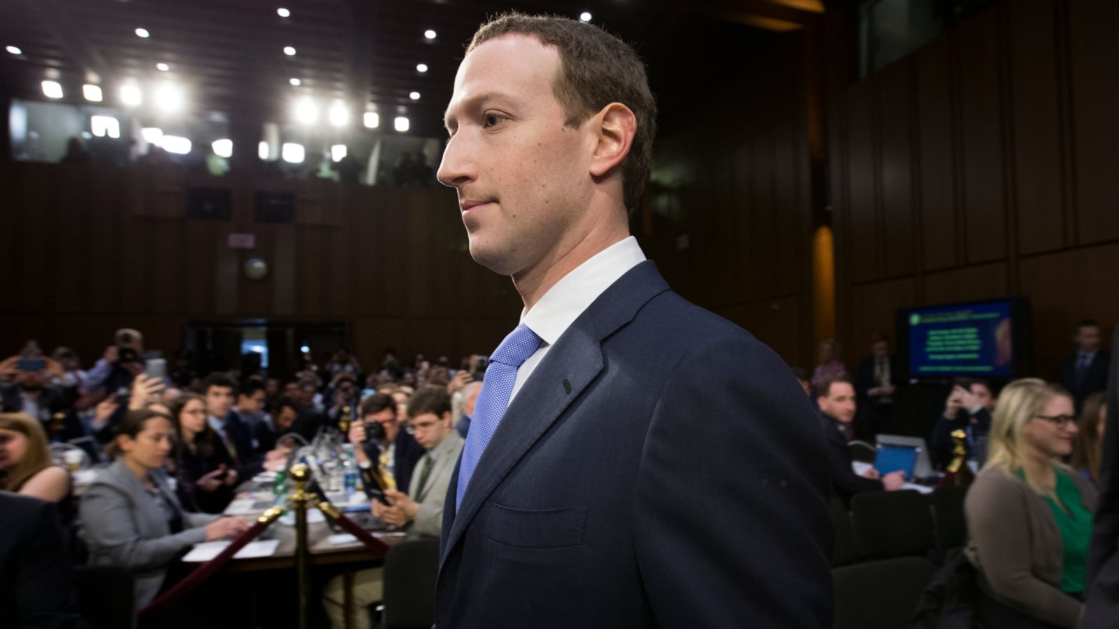 mark zuckerberg tech companies