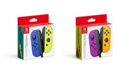 new nintendo switch joy-con colors