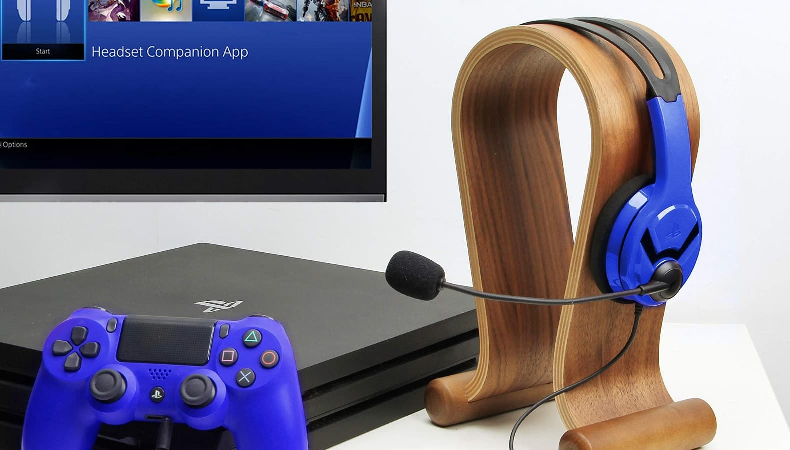 amazonbasics playstation 4 headset