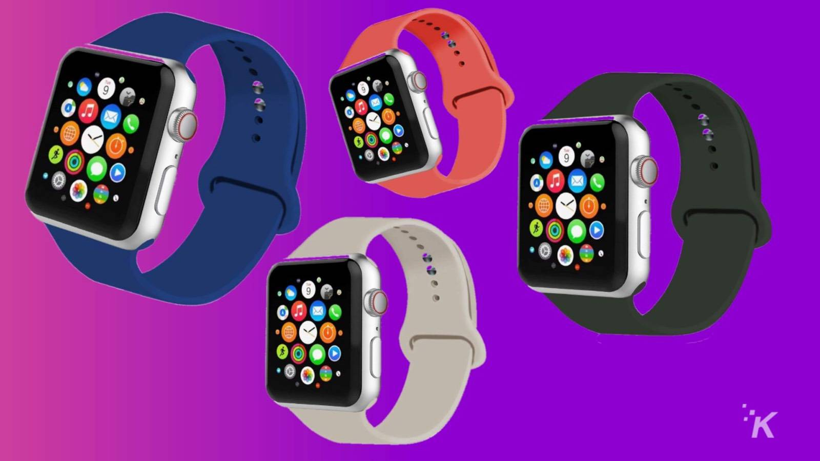 apple watch band deal amazon knowtechie