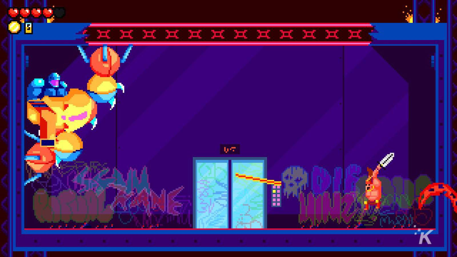 gameplay boss battle