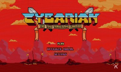 cybarian launch screen