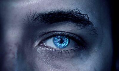 cyborg eye contact lens