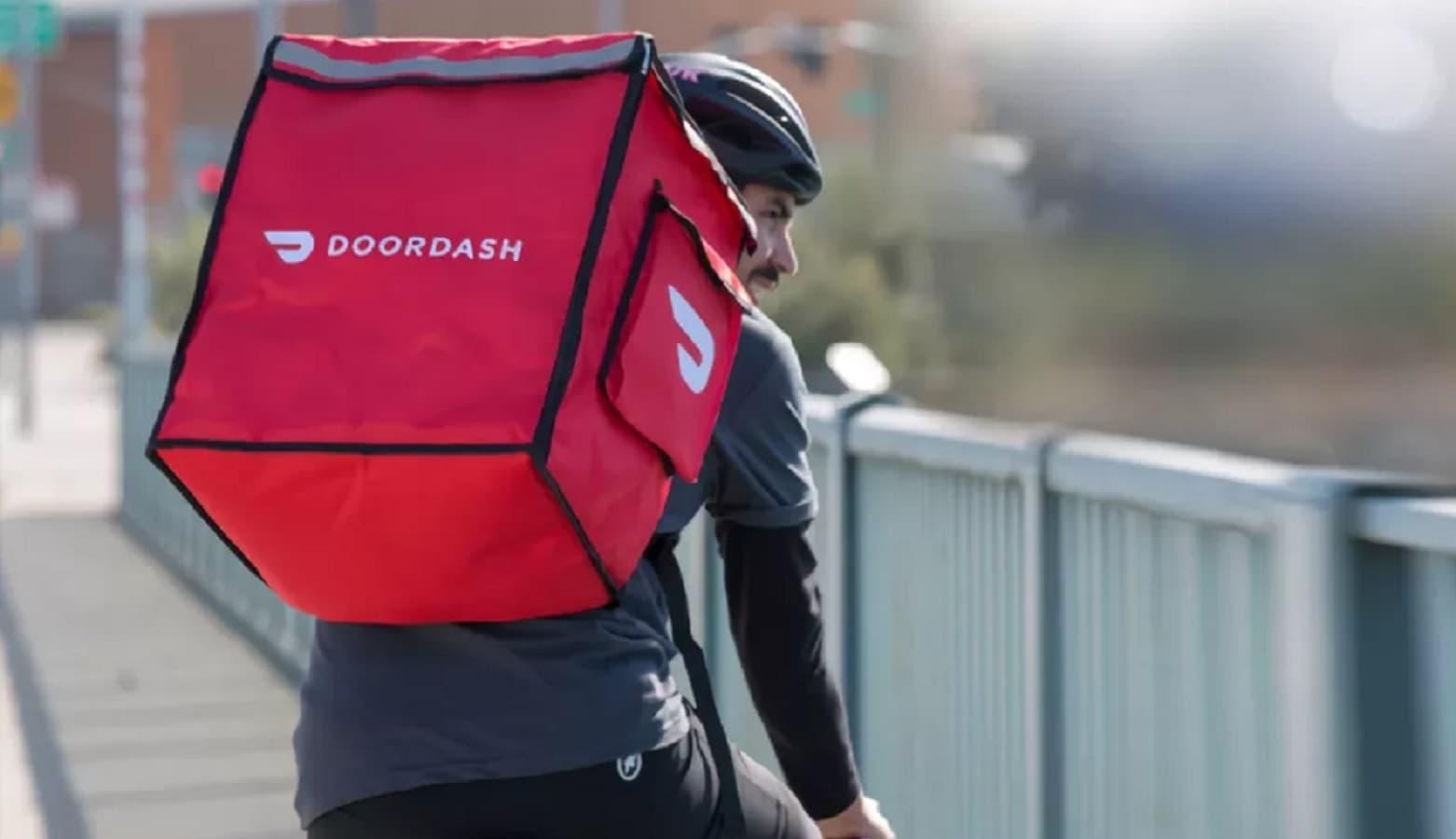doordash delivery driver