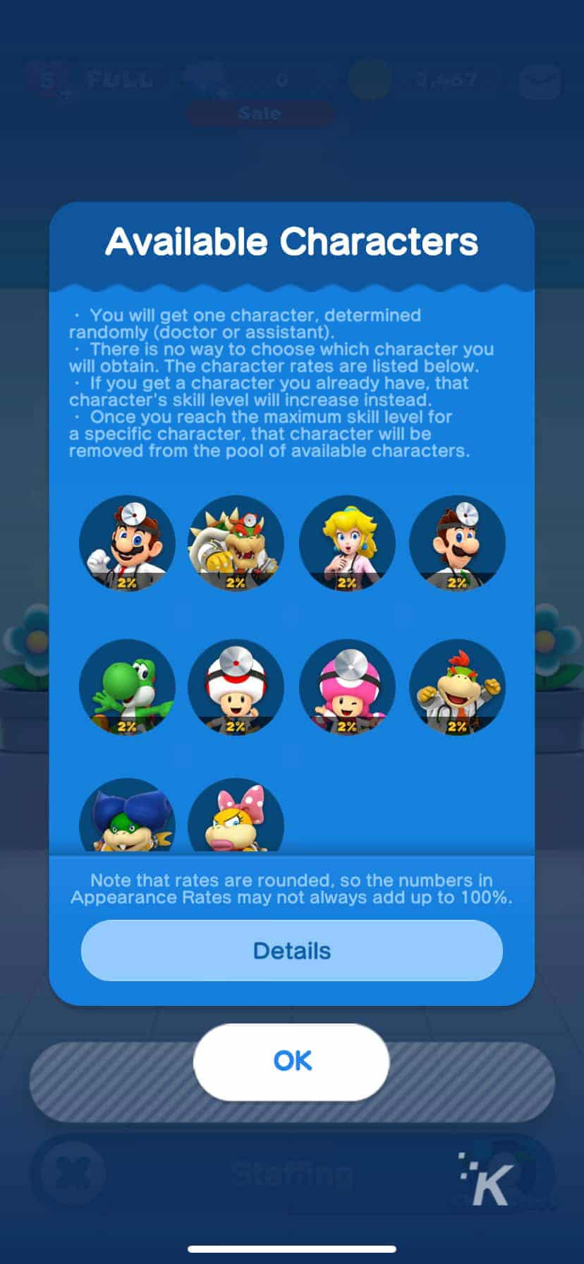 dr mario characters