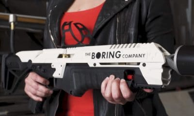 elon musk and his not a flamethrower