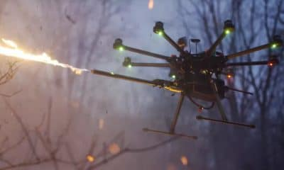 flamethrower drone called throwflame