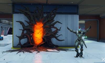 fortnite stranger things portals
