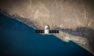 low earth orbit satellite from spacex