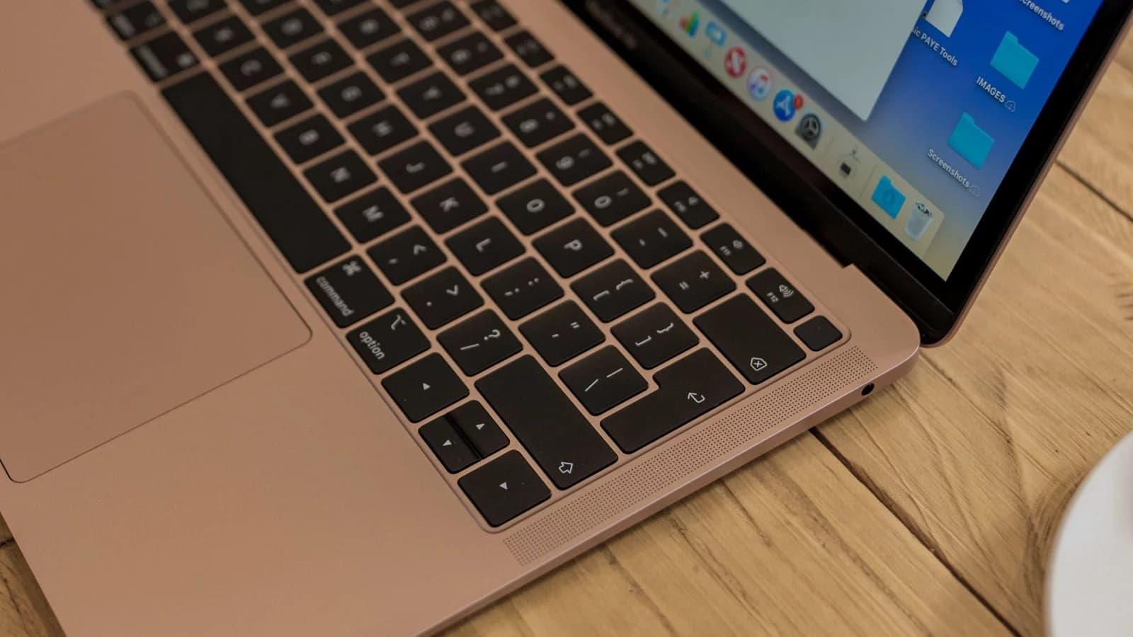 2018 macbook air keyboard