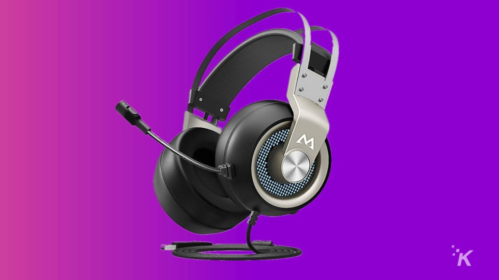 mpow gaming headset deal