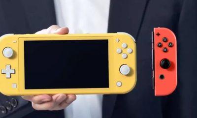 nintendo switch lite size comparison