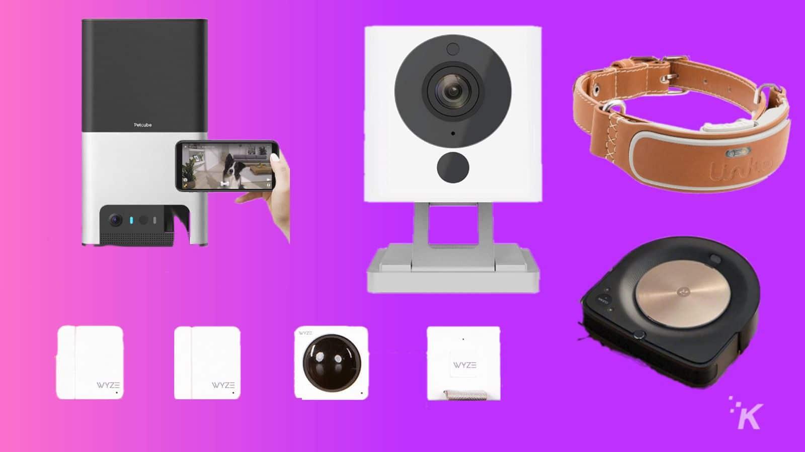 pet gadgets knowtechie