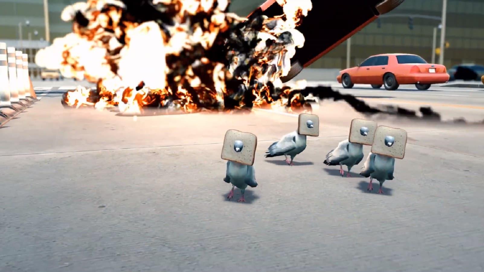 pigeon simulator gameplay