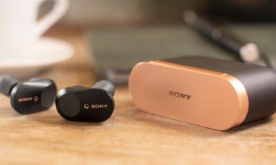 sony true wireless noise-canceling earbuds