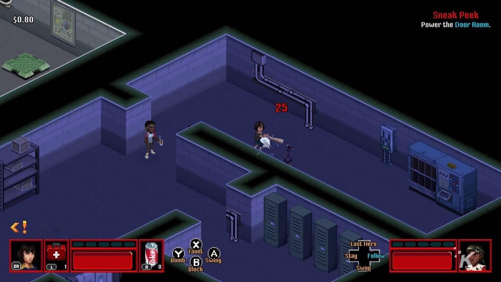 stranger things 3 gameplay