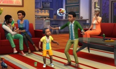 the sims 4 gameplay from amazon